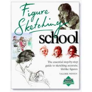 Figure Sketching School (Reader's Digest Learn-As-You-Go Guide)