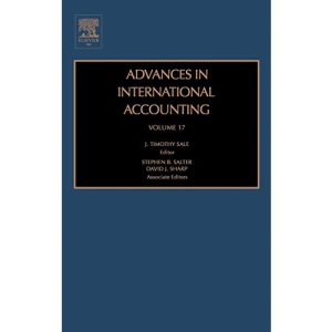 Advances in International Accounting: Vol. 17