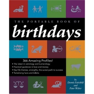 The Portable Book of Birthdays