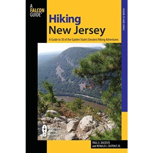 Hiking New Jersey: A Guide to 50 of the Garden State's Greatest Hiking Adventures (Falcon Guides)