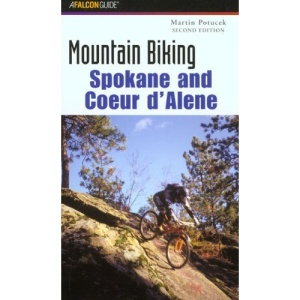 Spokane-Coeur D'Alene (Falcon Guides Mountain Biking)
