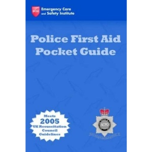 Police Pocket First Aid Pocket Guide
