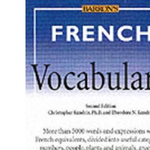 French Vocabulary (Barron's foreign language vocabulary)