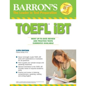 TOEFL IBT (Barron's Toefl Ibt): Internet-Based-Test