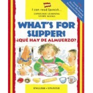 What's for Supper? (I Can Read Spanish)
