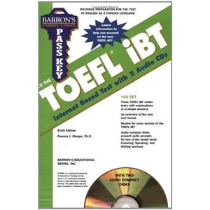 Pass Key to the TOEFL IBT (Barron's Pass Key to the TOEFL iBT)