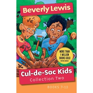Cul-de-Sac Kids Collection Two: Books 7-12