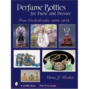 Perfume Bottles for Purse and Dresser (Schiffer Books)