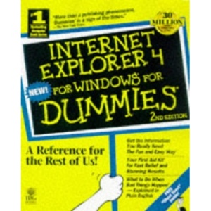 Internet Explorer 4 for Dummies