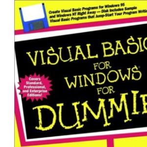 Visual Basic 5 for Windows for Dummies