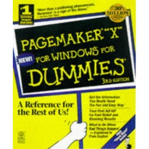 PageMaker 6.5 for Windows for Dummies: Internet Edition