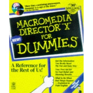 Macromedia Director 6 for Dummies