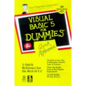 Visual Basic 5 for Dummies Quick Reference
