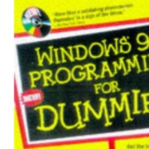 Windows 98 Programming (For Dummies)