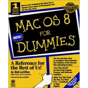 Mac OS 8 for Dummies