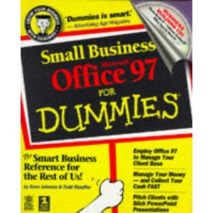 Microsoft Office 97 for Dummies: Small Business Edition