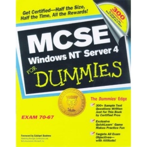 MCSE Windows NT Server 4 for Dummies