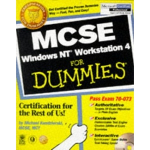 MCSE Windows NT Workstation 4 for Dummies