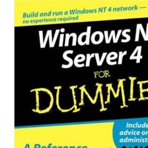 Windows NT Server 4 for Dummies