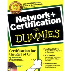 Network+ Certification For Dummies (For Dummies S.)