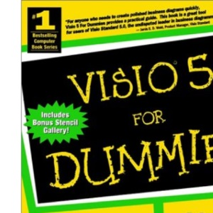 Visio 5 for Dummies