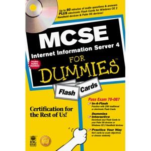 MCSE Internet Information Server 4 For Dummies (For Dummies S.)