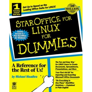 StarOffice for Linux for Dummies