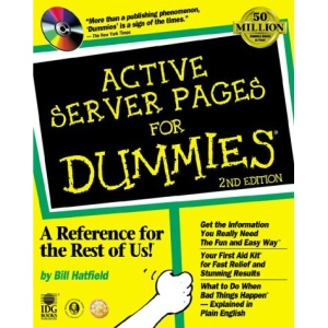 Active Server Pages for Dummies