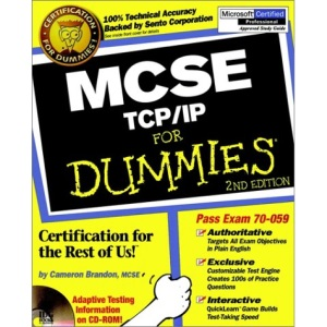 MCSE TCP/IP for Dummies