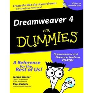 Dreamweaver 4 for Dummies