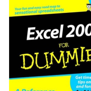 Excel 2002 For Dummies (For Dummies S.)