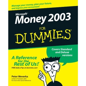 Microsoft Money 2003 for Dummies
