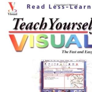 Teach Yourself Visually Mac OS X V10.2 Jaguar (Visual Read Less, Learn More)