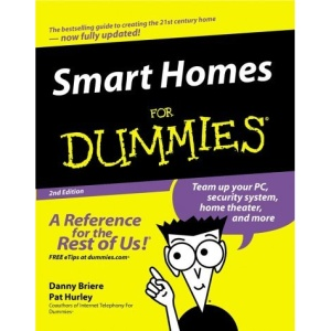 Smart Homes for Dummies (For Dummies (Lifestyles Paperback))