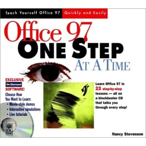 Office 97 One Step at a Time