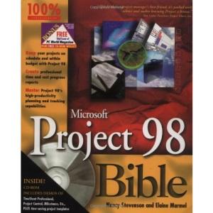 Microsoft Project 98 Bible