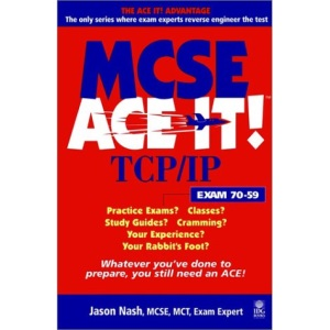 MCSE TIP/IP Ace it! (MCSE Ace it)