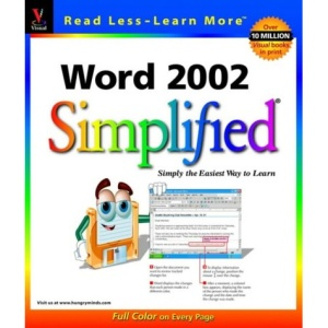 Word 2002 Simplified (... Simplified)