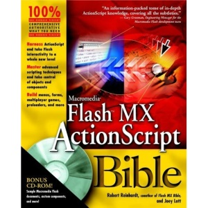 Macromedia Flash MX ActionScript Bible