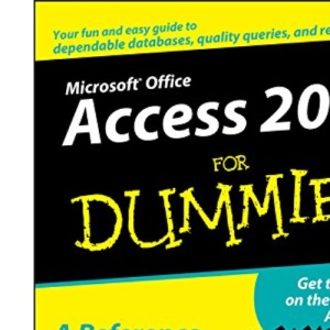 Access 2003 for Dummies (For Dummies)
