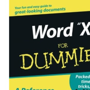 Word 2003 for Dummies