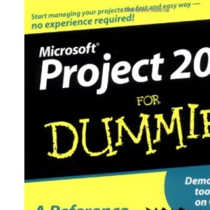 Project 2003 for Dummies (For Dummies S.)