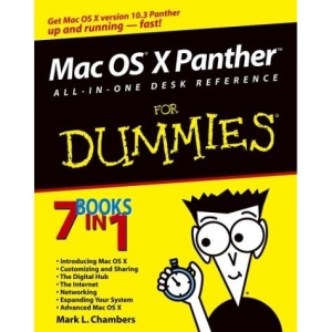 Mac OS X Panther All-in-one Desk Reference for Dummies