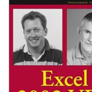 Excel 2002 VBA Programmer's Reference (Programmer to Programmer)
