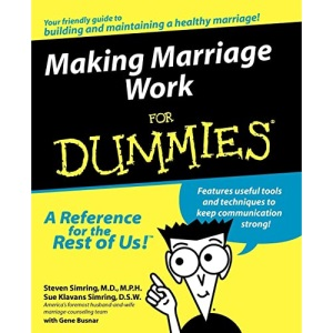 Making Marriage Work for Dummies (For Dummies S.)
