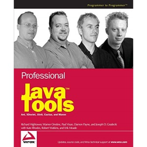 Professional Java Tools for Extreme Programming: Ant, Xdoclet, JUnit, Cactus, and Maven (Programmer to Programmer)