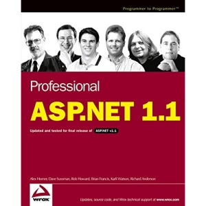 Professional ASP.NET 1.1 (Programmer to Programmer)