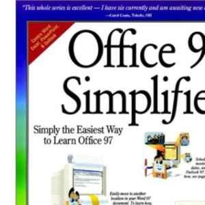 Office 97 Simplified (3-D Visual)