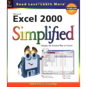 Microsoft Excel 2000 Simplified (IDG's 3-D visual series)