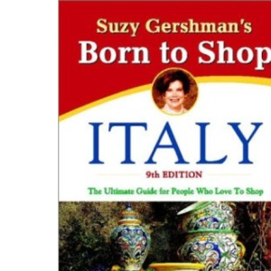 Italy (Frommer's Born to Shop)
